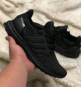 Sepatu Adidas Ultra Boost 4.0 Triple Black
